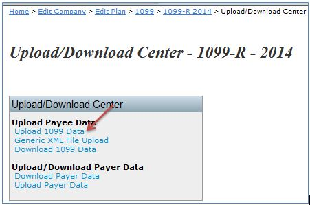 1099 Software User Guide